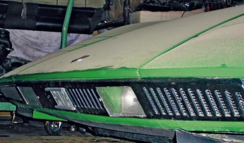 Lamborghini Countach Morro