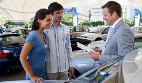 Los coches más vendidos en abril de 2013