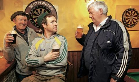 Beber y conducir en Irlanda