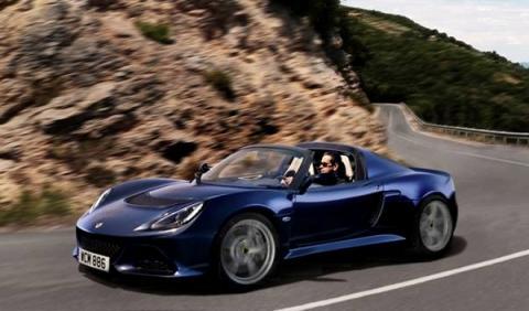 3aca3a8e58ce Lotus Exige S Roadster  el convertible Lotus más potente -- Autobild.es
