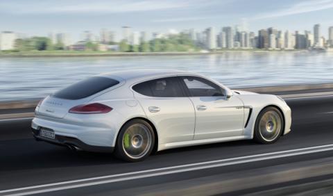 Porsche híbrido