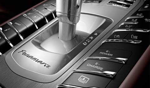 Modos de conducción Porsche híbrido