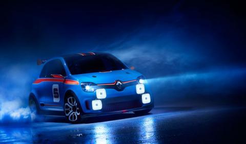 Renault Twin'Run delantera