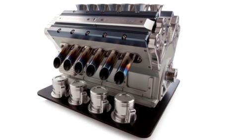Espresso Veloce V12: un motor que hace café por 12.500 €