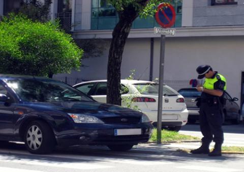 Anulan una sanción impuesta en Madrid durante el 'multazo'
