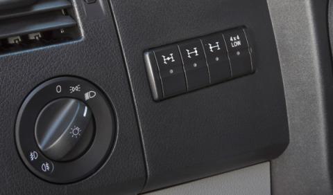 Prueba Volkswagen Crafter 4x4