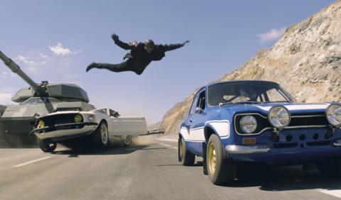 'A todo gas 6': mejor estreno de 2013 en España