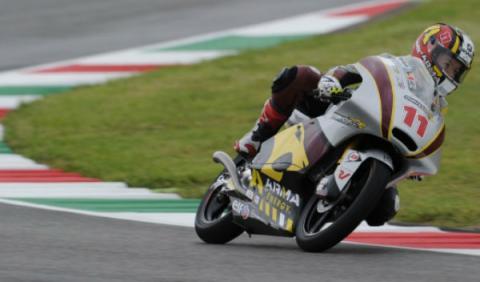 GP de Italia 2013: Redding a por todas en Moto2