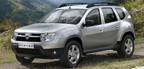 Dacia Duster MY 2012