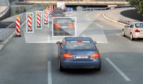 Bosch ha abaratado el coste de los sensores de radar para hacerlos más accesible