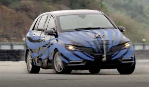 Denza (BYD y Daimler) comenzará a vender coches este año