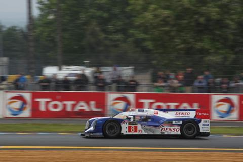 Toyota TS 030 Hybrid Le Mans