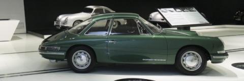 El Porsche 911 y sus 50 años, en el Museo Porsche