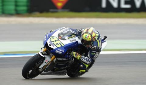 GP de Holanda 2013: 106 victorias para Rossi
