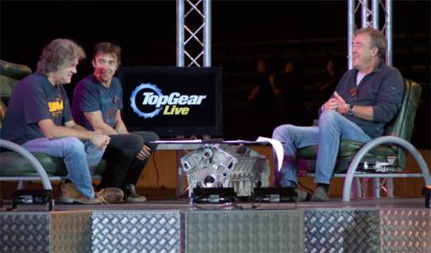 Top Gear 20X01: ¡vuelve el trío más famoso!