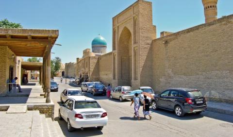 Chevrolet uzbekistan