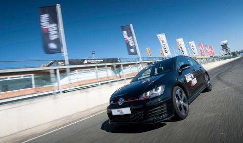 Volkswagen Race Tour 2013