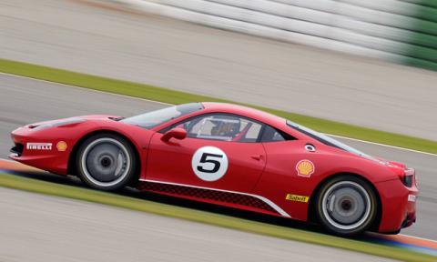 Ferrari 458 Scuderia