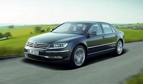 Actual Volkswagen Phaeton