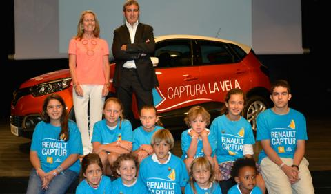 Renault Captur se une a la Fundación Ecomar