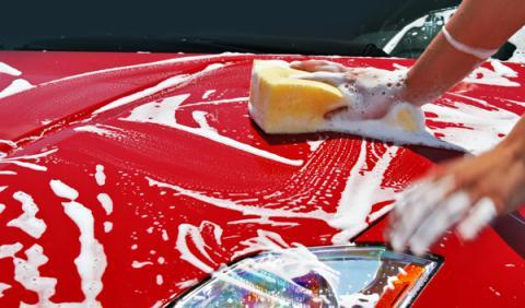 Lava coches