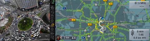 bmw connecteddrive info traffic