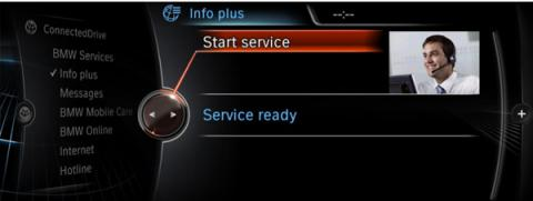 bmw connecteddrive asistente personal