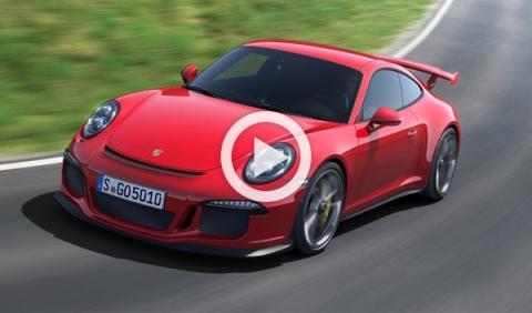 Accidente de un Porsche 911 GT3 en Montmeló