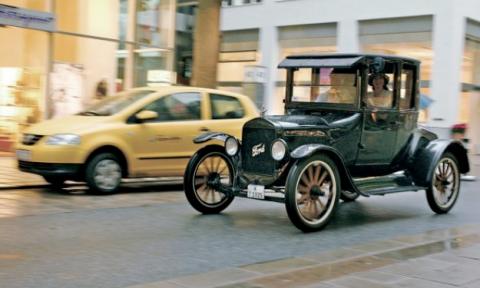 Ford T en la actualidad