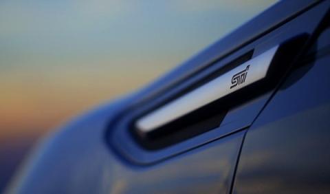 Aleta del Subaru BRZ STI