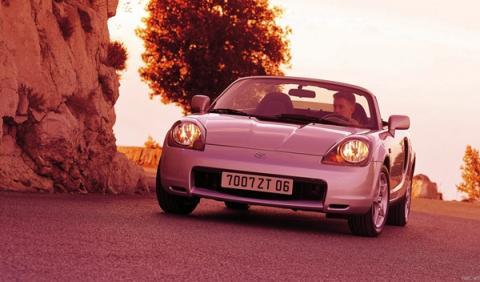Al antiguo Toyota MR-2 podría resucitar para situarse por debajo del actual GT86.