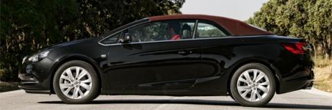 Opel Cabrio capota de lona