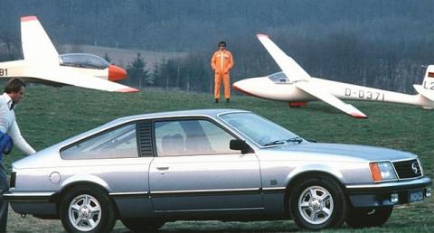 Opel Monza clásico