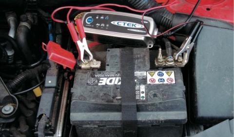 Batería cargador