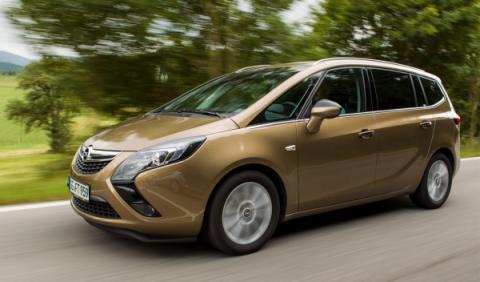 Opel Zafira Tourer 1.6 CDTI 136