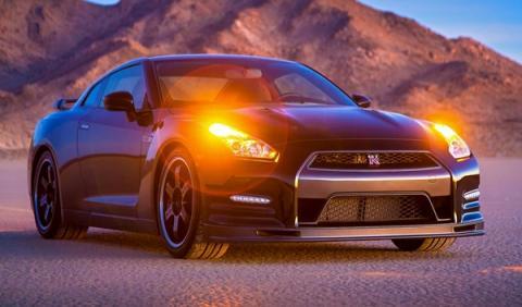 Este es el Nissan GT-R 2014 Track Pack