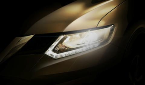 Nissan presentará un SUV en el Salón de Frankfurt