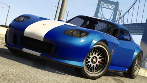 coche Grand Theft Auto: Bravado Banshee