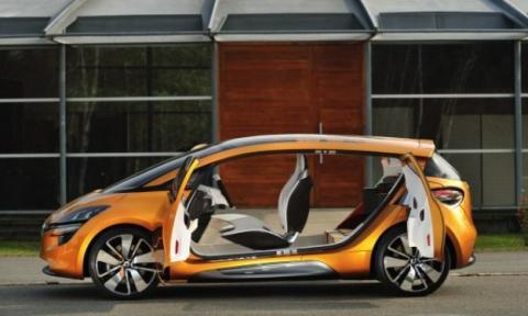 Renault R-Space puertas