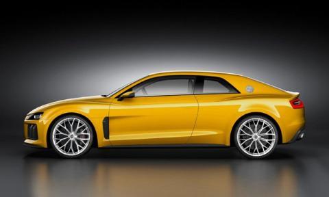 Audi Sport quattro concept lateral
