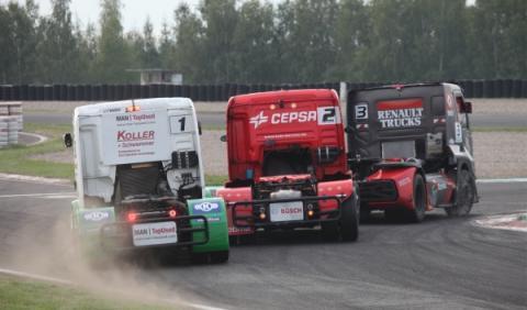 Carreras de camiones 2013