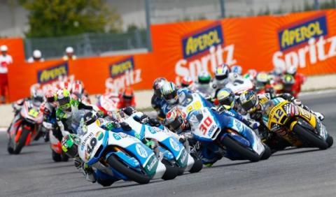 Pol Espargaró, ganador del GP de San Marino de Moto2