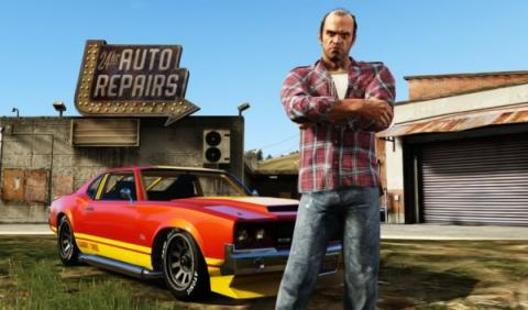 GTA V ya está a la venta: conduce a tus anchas