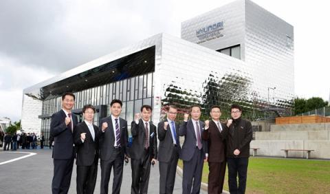 KIA inaugura un nuevo centro de pruebas en Nürburgring.