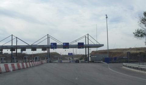 Las radiales de Madrid, en quiebra, bajan su tráfico un 48%