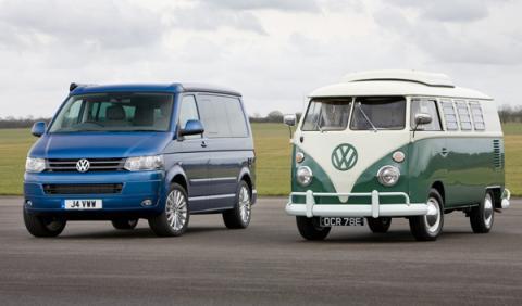Volkswagen T2 y California