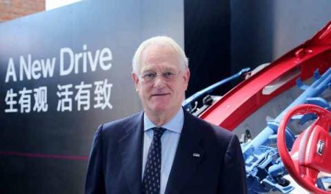 Volker Steinwascher, vicepresidente de marca china Qoros