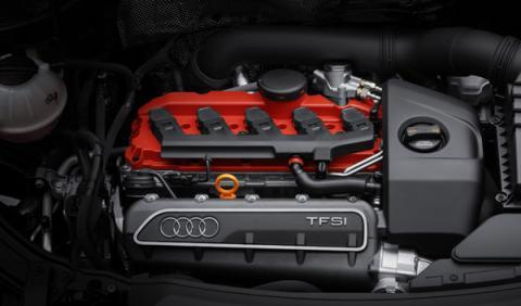 Audi RS Q3 motor