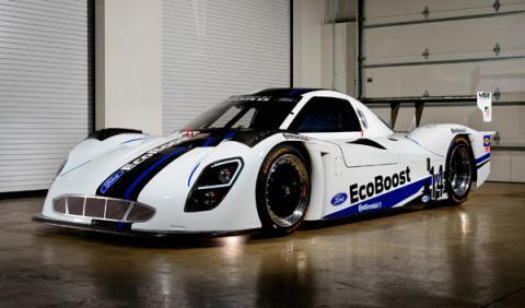 El motor Ford EcoBoost, listo para debutar en Daytona Leer más: El motor Ford EcoBoost, listo para debutar en Daytona