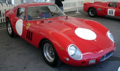 Ferrari 250 GTO de 1963: el coche más caro del mundo
